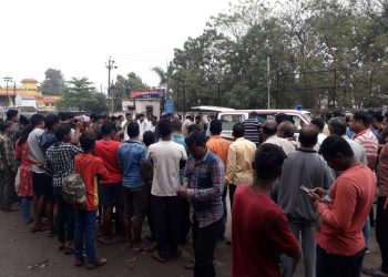 Couple killed in Angul road accident