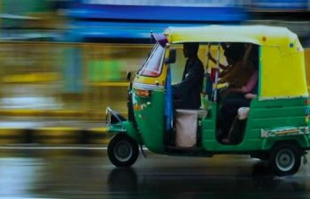 Auto-rickshaw driver fined Rs 30,500 for traffic rules violations in Sambalpur