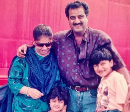 Before marrying Sridevi, Boney Kapoor was married to Mona Shourie, a successful businesswoman