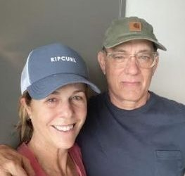 Hollywood actor Tom Hanks has shared his first coronavirus update along with a photograph that features him in quarantine with his wife, Rita Wilson. With the photograph, which Hanks posted on Twitter as well as Instagram, he also wrote a long caption note thanking everyone Down Under who were taking care of the Hollywood couple in COVID 19 isolation.