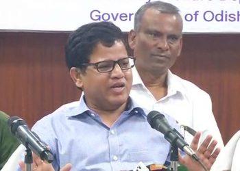 Odisha Health Sectary Nikunja Dhal (File photo)