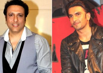 Govinda is all praises for Ranveer Singh, calls him 'superstar'