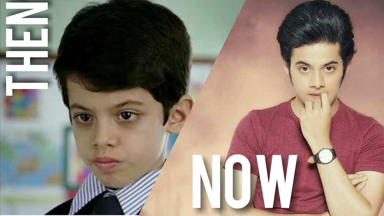 Happy birthday Darsheel Safary, he has changed a lot in last 13 years