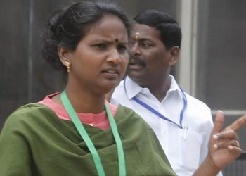 Congress MP Ramya Haridas