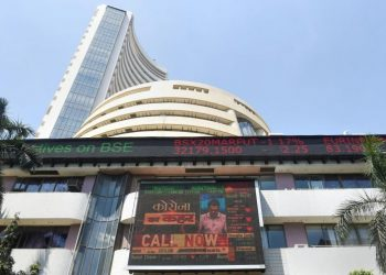 Nifty hits 13K for 1st time, Sensex above 44,400