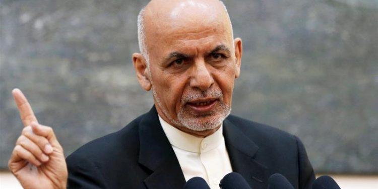 afghanistan crisis - Ghani vows to return to Afghanistan