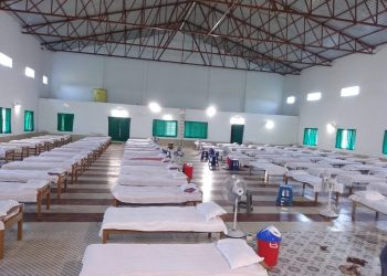 Three COVID-19 hospitals inaugurated in three Odisha districts