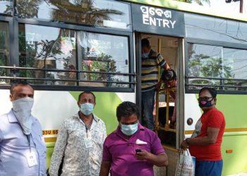 BMC, 'Mo Bus', essential commodities , 'containment zones'