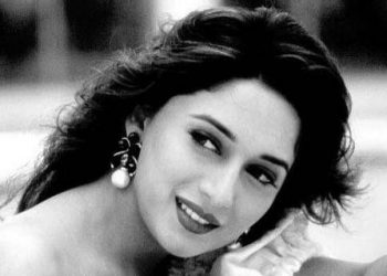 Madhuri shares throwback image with lockdown message; see pic