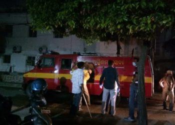 Major fire disaster averted at Balasore DHH