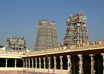 The Meenakshi Temple