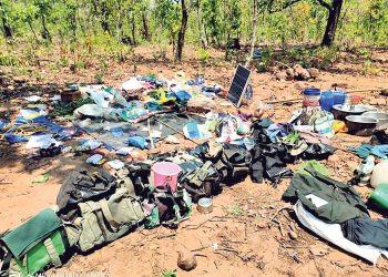 Police, Maoists exchange fire in Malkangiri