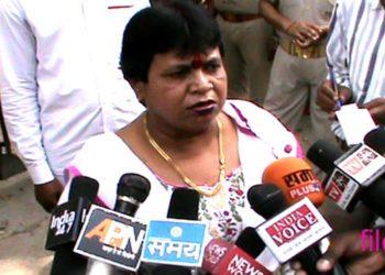 Former Mayor Shakuntala Bhart