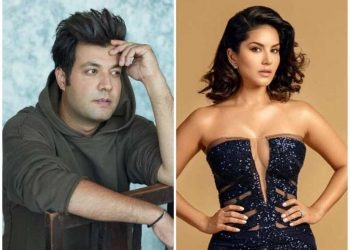 Lockdown diaries: Sunny Leone gets a tongue-twister challenge from Varun Sharma