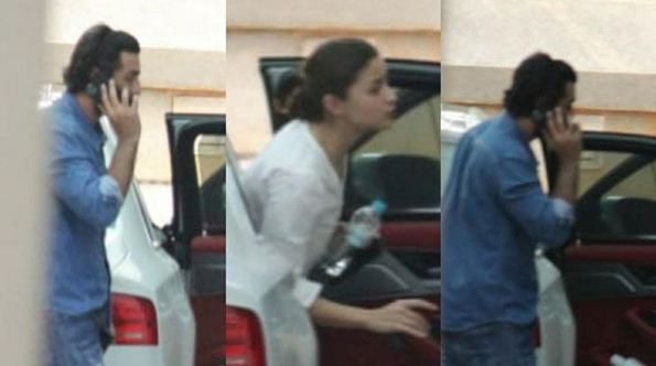 These celebrities attended Rishi Kapoor's last rites; see pics