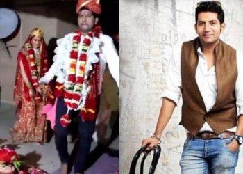Lockdown effect: 'Bigg Boss 2' winner Ashutosh Kaushik gets married on terrace with fiancee Arpita