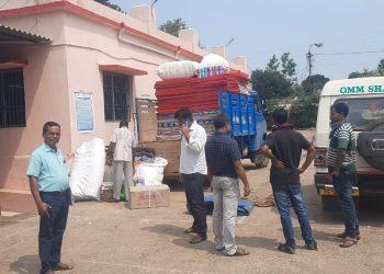 Temporary COVID-19 hospital comes up at Kandhamal