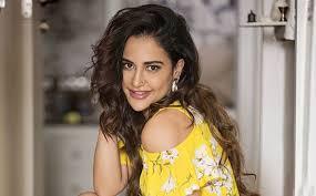 Lizaa Malik works hard on diet for web series