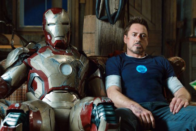 Happy birthday Iron Man; Robert Downey Jr. was not the first choice for the role