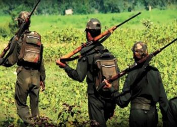 Two Maoists gunned down in Kandhamal