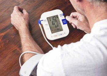 High blood pressure during and after exercise bad for health