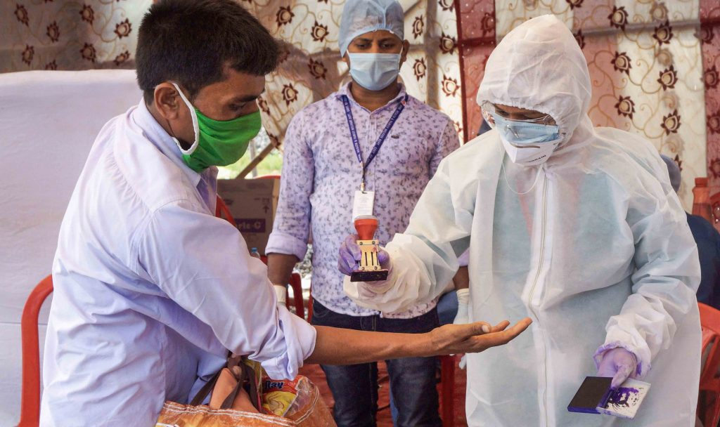 Over 6,500 new COVID-19 cases in India, death toll climbs to 4,167 ...