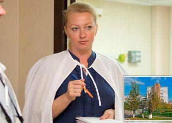 Dr Yelena Nepomnyashchaya