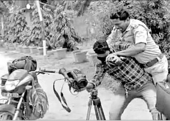 Forest Guards attack journalist in Puri
