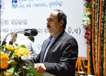Hemant Sharma, Principal Secretary, Department of Industries, Odisha