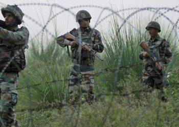 Pakistan army violates ceasefire on LoC in Rajouri