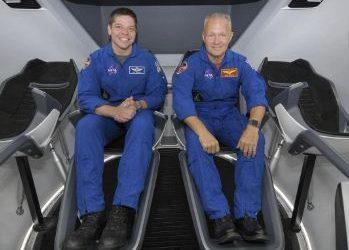 NASA astronauts enter quarantine ahead of SpaceX Demo-2 mission