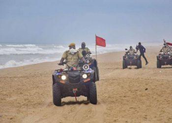 NDRF ODRAF West Bengal