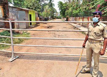 Narendra Kona area in Puri shakes off COVID-19 containment tag