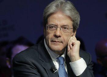 EU Economy Commissioner Paolo Gentiloni