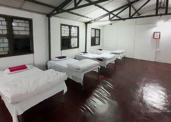 Quarantine rooms