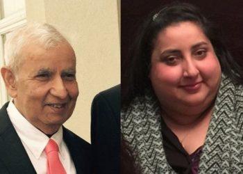 Satyender Khanna and Priya Khanna