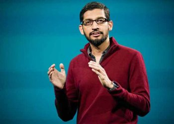 Google CEO Sunder Pichai