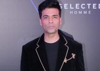 Filmmaker Karan Johar on self-isolation after two staff test COVID-19 positive