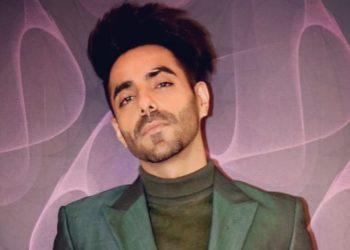 Lockdown diaries: Actor Aparshakti Khurana dances in heels