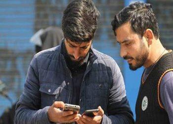 Mobile internet facility restored in Kashmir