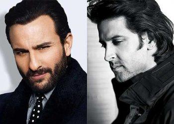 Actors Hrithik Roshan, Saif Ali Khan encourage COVID-19 testing