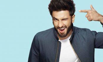 Actor Ranveer Singh shares his 'Monday mindset'