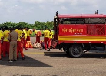 COVID-19 12 Odisha fire service personnel test positive upon return from WB