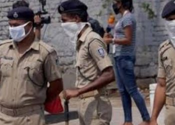 Four more police personnel test positive for COVID-19 in Ganjam district