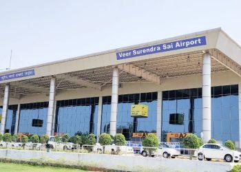 Flight operation resumes from Jharsuguda airport
