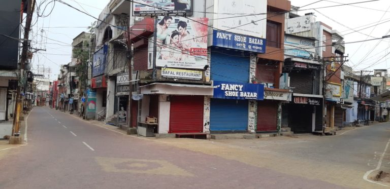 Ganjam administration orders 4-day shutdown of BeMC area after spike in COVID-19 cases