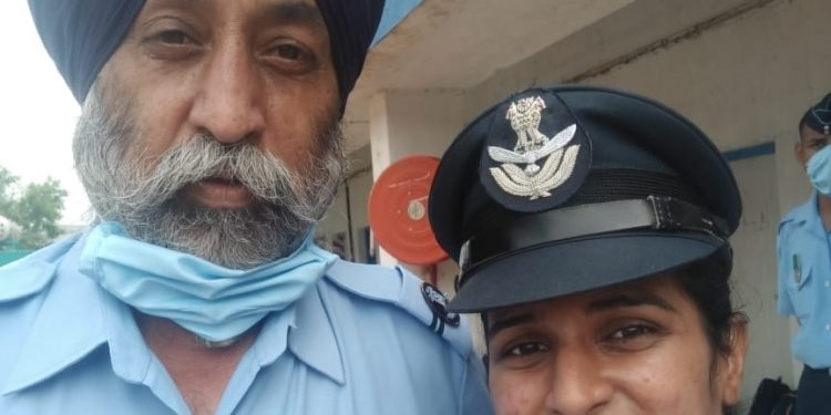 Kandhamal's Sai Pranita becomes first flying officer from district