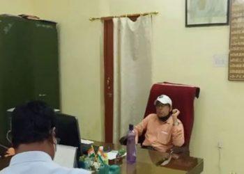 Mayurbhanj CDVO in vigilance net
