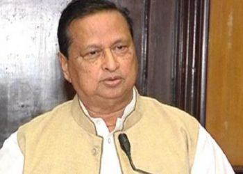 OPCC chairman Niranjan Patnaik fined for violating social distancing norms