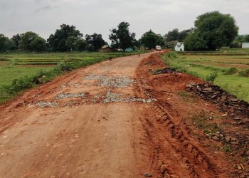 PMGSY road on forest land riles locals